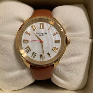 Kate Spade Crosstown Mother of Pearl Dial